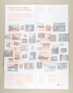 Project Projects – High-res Special | September Industry #project #print #projects #poster #typography