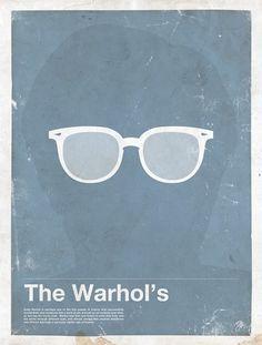 Moxy Creative Posters | Framework | Movie posters | TrendLand: Fashion Blog & Trend Magazine #glasses #warhol #illustration #framework #poster