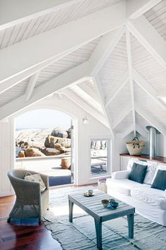 CJWHO ™ (a home right at a beach in cape town) #white #capetown #design #interiors #photography #luxury