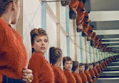 Fashion Photography by Noam Griegst #fashion #photography #inspiration