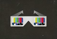 All sizes | 3D Media | Flickr - Photo Sharing! #glasses #illustration