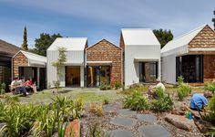 Weatherboard house #architecture