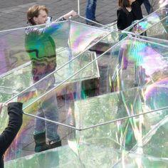 The Bubble Building by DUS Architects #pavilion #architecture