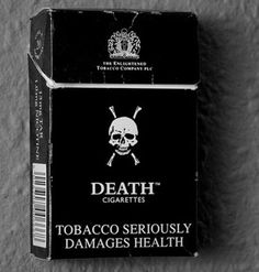 FFFFOUND! #tabasco #death #skull #oldies