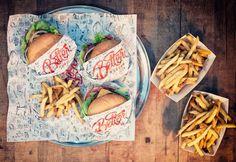 Better Burger by 485 Design