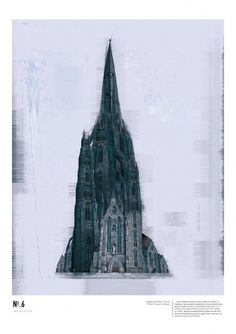 Ian Walsh Design #church #city #design #ireland #limerick #glicth #poster #collage #buildings