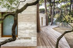 House in a Pinewood by sundaymorning #design #architecture