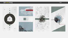 FLIK by Steven Greenwalt #steven #designer #motion #greenwalt #graphics #collage