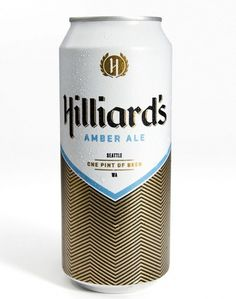 Hilliard's Beer - The Dieline: The World\'s #1 Package Design Website -