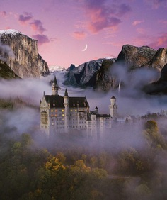 Dreamlike and Fairy Tale Photo Manipulations by Robert Jahns