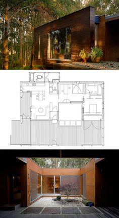 Image Spark dmciv #spain #courtyards #architecture