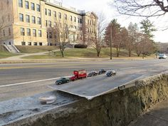 elgin-10 #sculpture #diorama #elgin #park #art #miniature #car