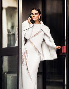 Julia Välimäki by Dan Smith for Candy Magazine #fashion #model #photography #girl