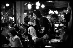 Black and White Paris Photography by Peter Turnley