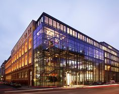 CJWHO ™ (#architecture Building Berlin Offices)