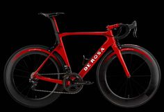 De Rosa x Pininfarina Design The Ultimate Italian Racing Bicycle #Pininfarina #DeRosa #bicycle