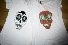 VINCENT #skull #tshirt