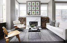 Living room, Eames