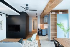 Family Apartment in Tel Aviv / Raanan Stern Design
