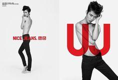 Uniqlo UJ at iainclaridge.net #photography #design #graphic