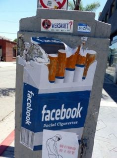 Best Street Art of 2011 #graffiti #street #art #facebook