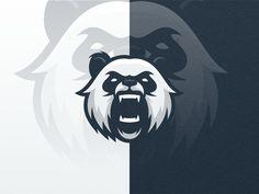 Angry Panda by Jhon Ivan