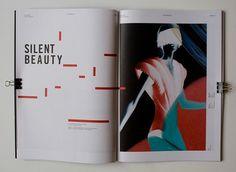 Teapaper No. 1 : Martin Ransby #spread #magazine