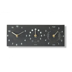Moon Tide TIme Clock