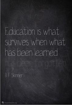 Education Inspiration   #1   Education Insights