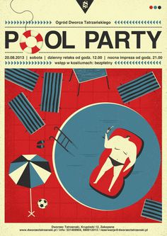 Pool Party cover