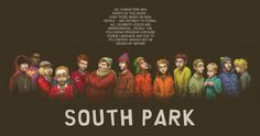 South Park alternative art - Wallpaper (#253940) / Wallbase.cc