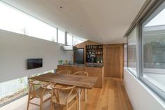 Toyohashi House by Junichi Suezaki Architects
