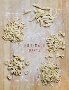 Homemade pasta #cover #photography #food