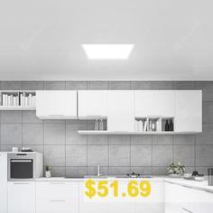 YEELIGHT #Ultra #Thin #LED #Panel #Light #( #Xiaomi #Ecosystem #Product #) #- #WHITE #LIGHT
