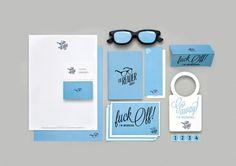 It shall be read | Maurice Redmond #logo #print #identity