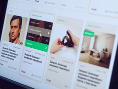 Dribbble - NT by Monographic #website #layout #gallery