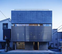 Calm House by APOLLO Architects and Associates #minimalist #house