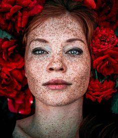 Gorgeous Portrait Photography by Maurizio Marseguerra