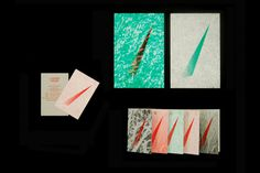 MIRADOR | Frédéric Teschner Studio #card #print #business #abstract