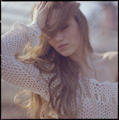 6881353342_f03754d368_b.jpg 800×810 pixels #woman #portrait #photography #vintage #film