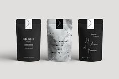 Sel Noir - Branding on Behance