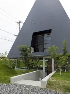 Suppose Design Office: House in Saijo | Sgustok Design