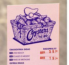 Finsta - Pontus Oysterbar #oysters #finsta