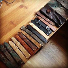 HODINKEE Pantone #straps #watch
