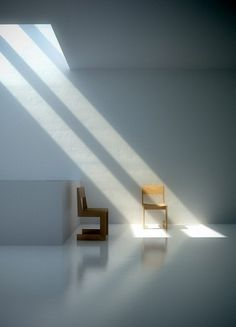 Porto | Flickr - Photo Sharing! #architecture #light #chair #vray #rendering #porto #sisla