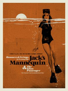 GigPosters.com Jacks Mannequin Eric Hutchinson Treaty Of Paris #mannequin
