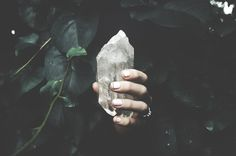 Quartz - Bali Benson #crystal #photography #quartz