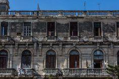 Paula Villa Captures The Beautiful Balconies of Havana, Cuba