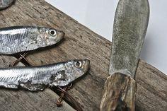 Fish Knife on the Behance Network #fish #photograph #leoidsson #wood #hugh #drift #knife