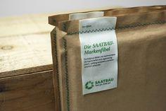 Saatbau Brandbook by Dennis Sommer #Design #Art Direction #Graphic Design #Vienna Craft Distillery #Vienna #Augsburg